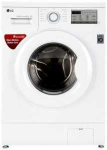 Best Front Load Washing Machine 2021 by LG