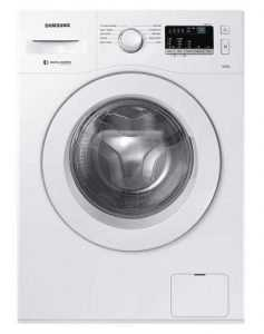 Samsung WW60M206LMW/TL 6-kg Fully Automatic Front Loading Washing Machine