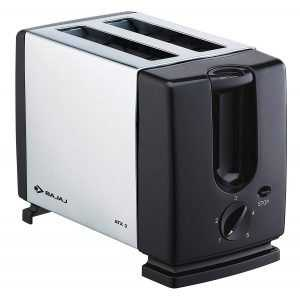 Bajaj ATX 3 750-Watt Auto Pop-up Toaster