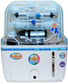 Aquafresh Swift 15-Ltr Mineral RO+UV with TDS Controller
