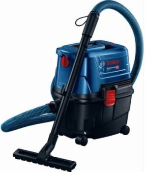 Bosch Gas 15 1100W Vacuum Cleaner and Blower