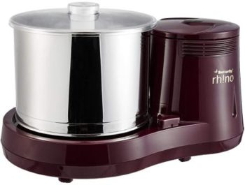 Butterfly Rhino 2-Litre Table Top Wet Grinder, Best Wet Grinder in India 2021