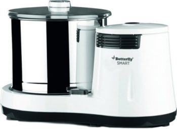 Butterfly Smart 150-Watt Table Top Wet Grinder with Coconut Scrapper Attachment