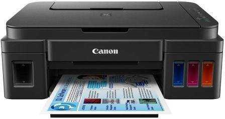 Canon Pixma G3000 All-in-One Printer, Best Printer Under 10000 in India 2021