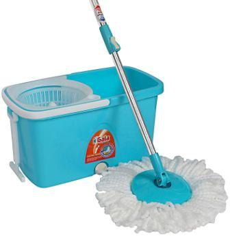 Gala Popular Spin mop, magic, floor mop revie