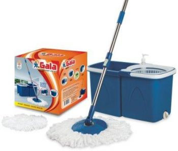 Gala Twin Bucket Spin Mop - best magic mop in india