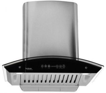 Hindware 60cm 1200m3hr Auto Clean Chimney(Cleo 60, Baffle Filter)