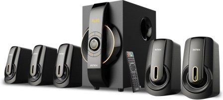 Intex Speaker IT-6020 Hi Fi System