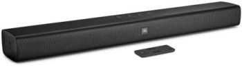 JBL Bar Studio Wireless Sound bar with Built-in Dual Bass Port