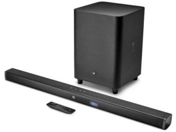 JBL 3.1 Sound Bar with Wireless Subwoofer