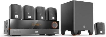 JBL CineSystem500Si Surround Sound Home Theater System