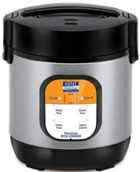 KENT Personal Rice Cooker 0.9L 180W Electric Cooker