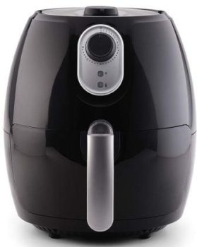Kenstar Smart Air Fryer 1350 Watt 2.6Ltr Oxy Fryer Smart Black KOS13BJ2