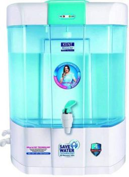 Kent Pearl Mineral RO+UV+UF 8-Litre Water Purifier