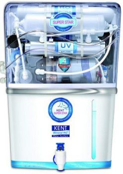 Kent Super Star 7-Litres RO+UV UF With TDS Controller is Best RO+UV water Purifier