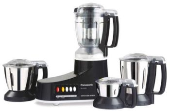 Panasonic MX-AC400 550W Super Mixer Grinder with 4 Jars
