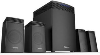 Panasonic SC -HT40GW-K Speakers System