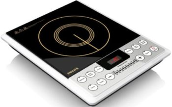 Philips HD4929 2100-Watt Induction Cooktop