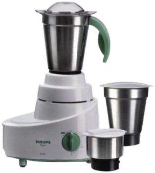Philips HL1606 500-Watt Mixer Grinder With 3 Jars