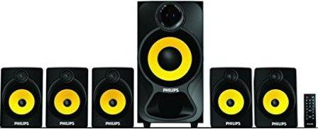 Philips Heart Beat SPA-3800B Home Theater System