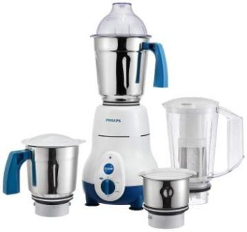 Philips Hl1645 750-watt 3 Jar Vertical Mixer Grinder and Blender Jar with Fruit Filter