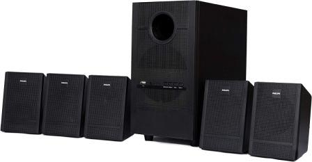 Philips SPA3000U 94 Home Theatre System