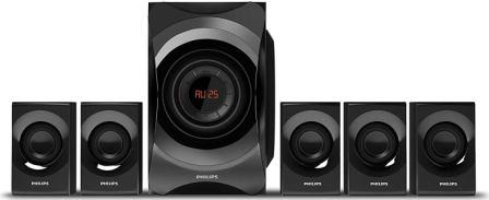 Philips SPA8000B 94 home theater system