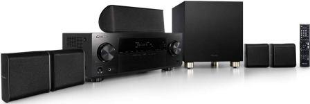 Pioneer HTP-074 Best Home Theater System