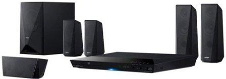 Sony DAV-DZ350 5.1 Channel Home Theater System