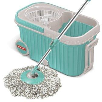 Spotzero by Milton Elite Spin Mop (360 Degree Cleaning), Best Mop in India 2021
