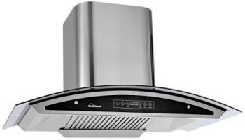 Sunflame Innova 90 cm Auto Clean Hood Wall Mounted Chimney, Best Chimney in India 2021