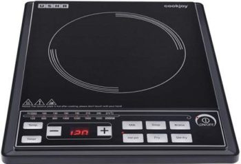 Usha 2102 2000-Watt Induction stove (Induction Cooktop)