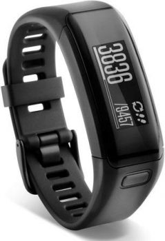 Garmin Vivosmart HR Activity Tracker the Best Fitness Band in India