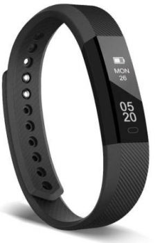 HolyHigh Smart Fitness Band with 07 days battery life