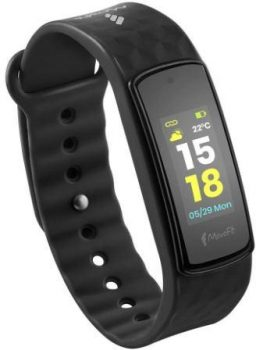 MevoFit Bold HR the Best Fitness Band Under 3000 in india 2021