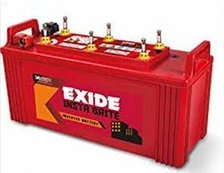 Exide 150Ah New Instabrite Inveter Ups Battery