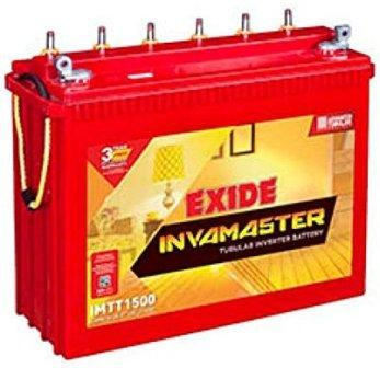 Exide InvaMaster Tall IMTT-500 150Ah Inverter Battery