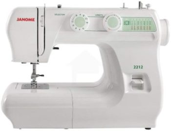 Janome 2212Sewing Machine for Tailor