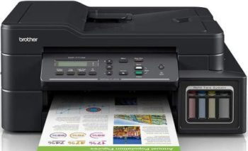 Brother DCP-T710W Inktank Refill System Printer with Wireless and Automatic Document Feeder