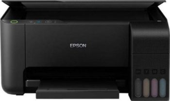 Best Printer for Home Use, Epson EcoTank L3150 Wireless All-in-One Ink Tank Printer
