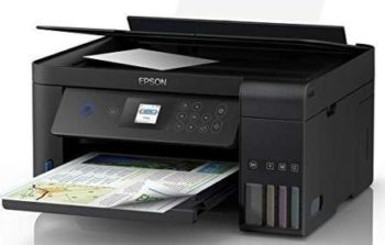 Epson L4160 Wi-Fi Duplex All-in-One Ink Tank Office Printer, Best Printer for Office Use 2021
