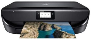HP DeskJet 5075 All-in-One Wireless Colour Printer with Duplex Printing