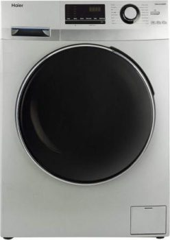 Haier 6.5 kg Fully-Automatic Front Loading Washing Machine (HW65-B10636NZP