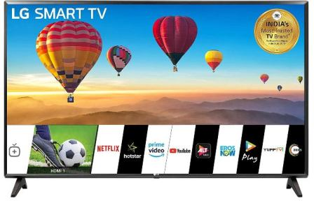 Best LED TV in India, LG 32-Inches HD Ready LED Smart TV (32LM560BPTC)