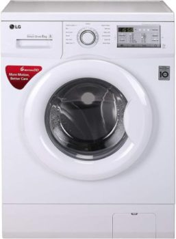 LG 6 kg Inverter Fully-Automatic Front Loading Washing Machine (FH0FANDNL02 with Inbuilt Heater)