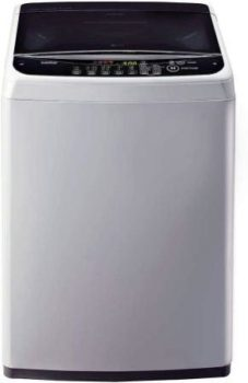LG 6.2 kg Inverter Fully-Automatic Top Loading Washing Machine (T7281NDDLG)