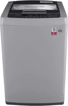 LG 6.5 kg Inverter Fully-Automatic Top Loading Washing Machine (T7569NDDLH)