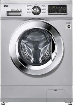 LG 7 kg Inverter Fully-Automatic Front Loading Washing Machine (FH2G6HDNL42 Inbuilt Heater)