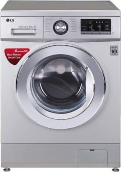 LG 8.0 kg Inverter Fully-Automatic Front Loading Washing Machine (FH2G6TDNL42 with Inbuilt Heater)