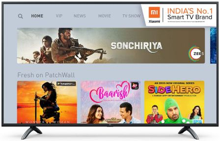 Best 32-inch LED TV in India, Mi LED TV 4C PRO 32-inch HD Ready Android TV